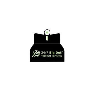 XS Sight Systems XS 24/7 Big Dot Tritium Express Sight Set CZ 75, 85