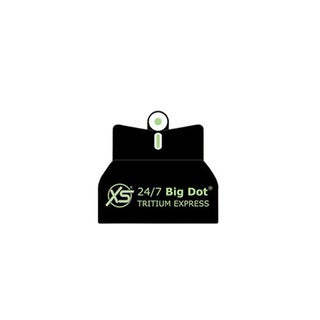XS Sight Systems XS 24/7 Big Dot Tritium Express Sight Set H&K USP