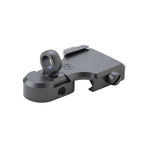XS Sight Systems XS Low Weaver Backup GRA