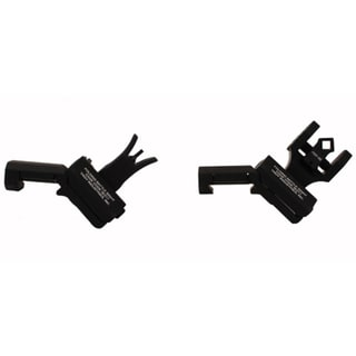 Troy Industries 45 Degree Offset M4/Dioptic Rear Sight Set Black