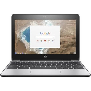 "HP Chromebook 11 G5 EE 11.6"" LCD Chromebook - Intel Celeron N3060 Dua"