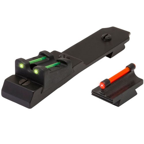 Truglo Rifle Sight Set Marlin 336 Lever Action w/Front Ramp
