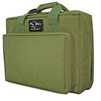 "Galati Gear Double Discreet Square Case 16"", Olive Drab"