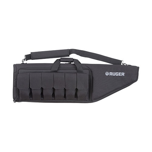 "Allen Cases Ruger Riflecase 38"" Raid SE Ractical, Black"