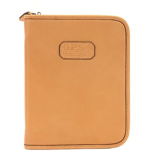 G Outdoors Leather Day Planne, Large, Pistol Storage
