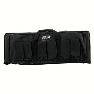 Smith & Wesson Accessories Pro Tactical Gun Case Small, Black