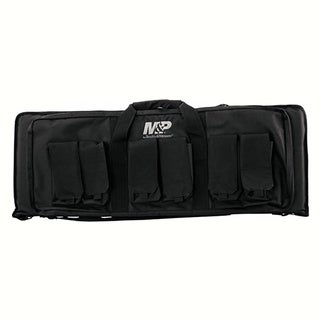 Smith & Wesson Accessories Pro Tactical Gun Case Medium, Black