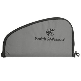 Smith & Wesson Accessories Defender Handgun Case Medium, Black