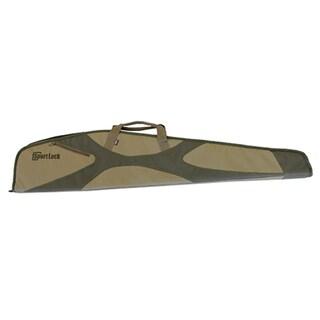 "SportLock Riflecase 48"", Scoped Rifle, Khaki/Dark Gray"