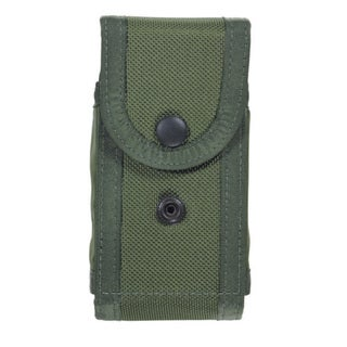 Bianchi M1030 Military Quad Magazine Pouch Olive Drab, Size 02