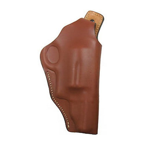 Hunter Company Leather Belt Holster Smith&Wesson Governor, Thumb Break, High Ride