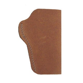 Bianchi 6 Waistband Holster Natural Suede, Size 09, Left Hand
