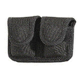 Bianchi 7301 Speedloader Pouch Black, Hook and Loop