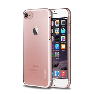 Insten Clear Rear Hard Snap-on Crystal Case for Apple iPhone 7/ 8