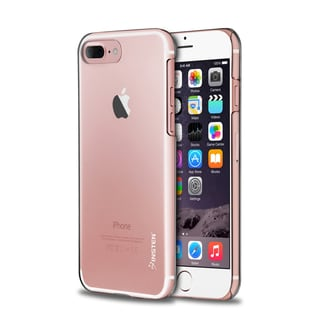 Insten Clear Rear Hard Snap-on Crystal Case Cover for Apple iPhone 7 Plus