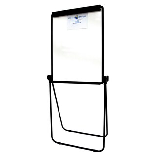 Offex Black Powder-coated Metal Adjustable Docupoint Easel