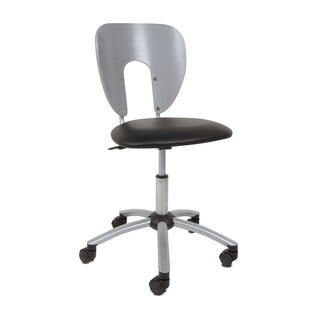 Offex Futura Silver Home Office Chair