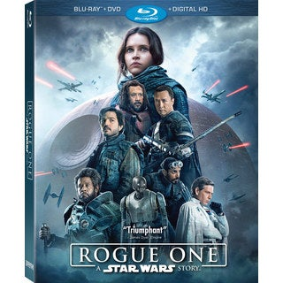 Rogue One: A Star Wars Story (Blu-ray/DVD)