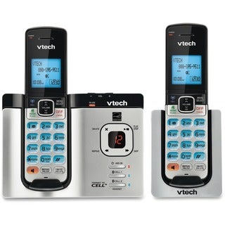 VTech Connect to Cell DS66212 DECT 6.0 Cordless Phone