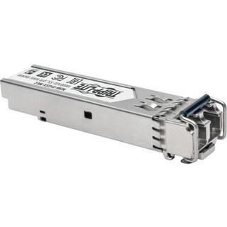 Tripp Lite HP J4858C Compatible SFP Transceiver 1000Base-SX LC DDM MM
