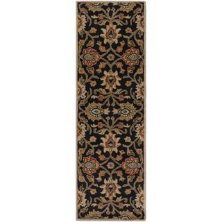 Hand-Tufted Bottner Wool Rug (2'6 x 8')