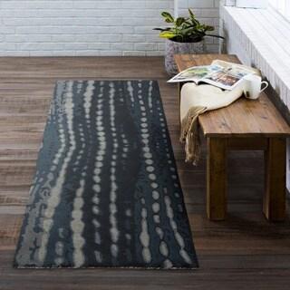 Hand-Tufted Canterbury Wool Rug (2'6 x 8')