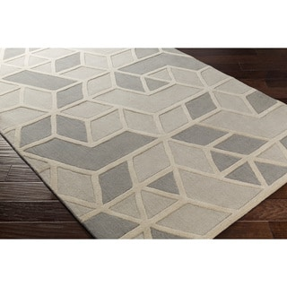 Hand-Tufted Caderyn Wool Rug (3'3 x 5'3)