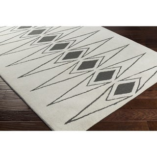 Hand-Tufted Orinoco Wool Area Rug