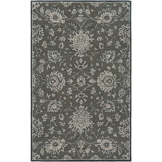 "Hand-Tufted Zuata Wool Area Rug - 3'3"" x 5'3"""