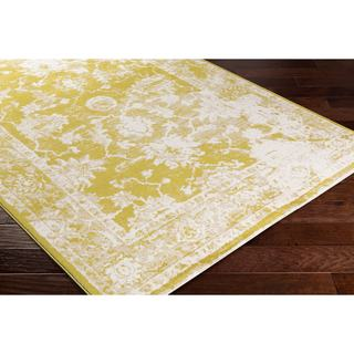 Machine Woven Megginson Polyester Rug (5'3 x 7'6)