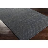 Hand-Woven Elaine Wool Area Rug - 5' x 8'