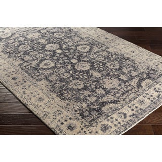Handmade Annelund Wool Rug (5' x 7'6)