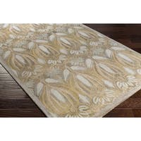 Hand-Tufted Bosby Wool Area Rug