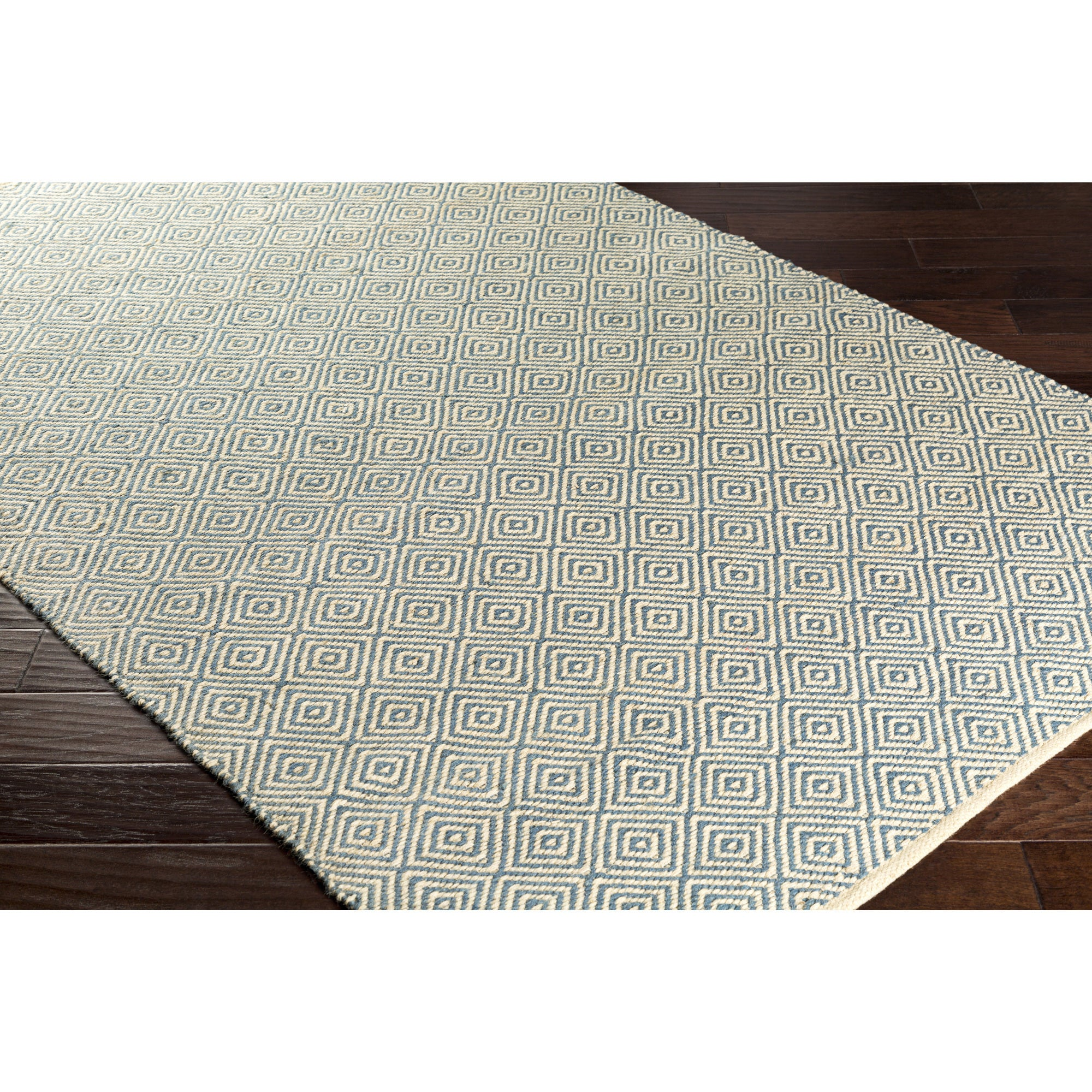 "Danbury Marketing Hand-Woven Danbury Jute Rug (5' x 7'6"")..."