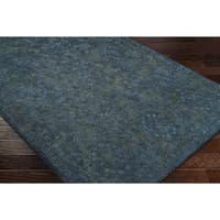 Hand-Tufted Santhes Wool Area Rug