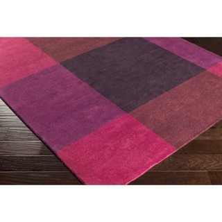 "Hand-Tufted Humphrey Wool - New Zealand Rug (5' x 7'6"")"
