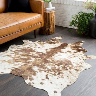 Daphne Faux Hair-on-Hide Area Rug