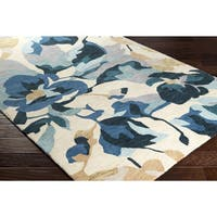 Hand-Tufted Gerlach Area Rug