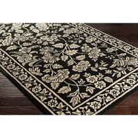 Gracewood Hollow Souljah Hand-Tufted Wool Area Rug (5' x 8')