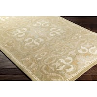 Hand-Tufted Deptford Wool Area Rug - 5' x 8'