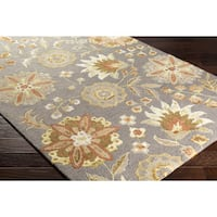 Hand-Tufted Laurian Wool Area Rug
