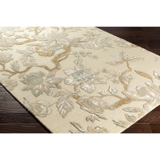 "Hand-Tufted Demaree Wool Rug (5' x 7'6"")"