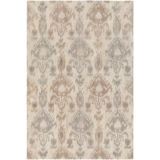 "Hand-Tufted Iati Wool Rug (5' x 7'6"")"