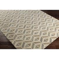 Carson Carrington Kerava Hand-Tufted Wool Area Rug (5' x 7'6)