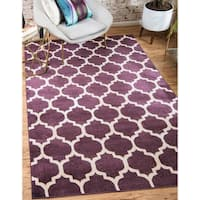 Unique Loom Philadelphia Trellis Area Rug - 10' x 13'