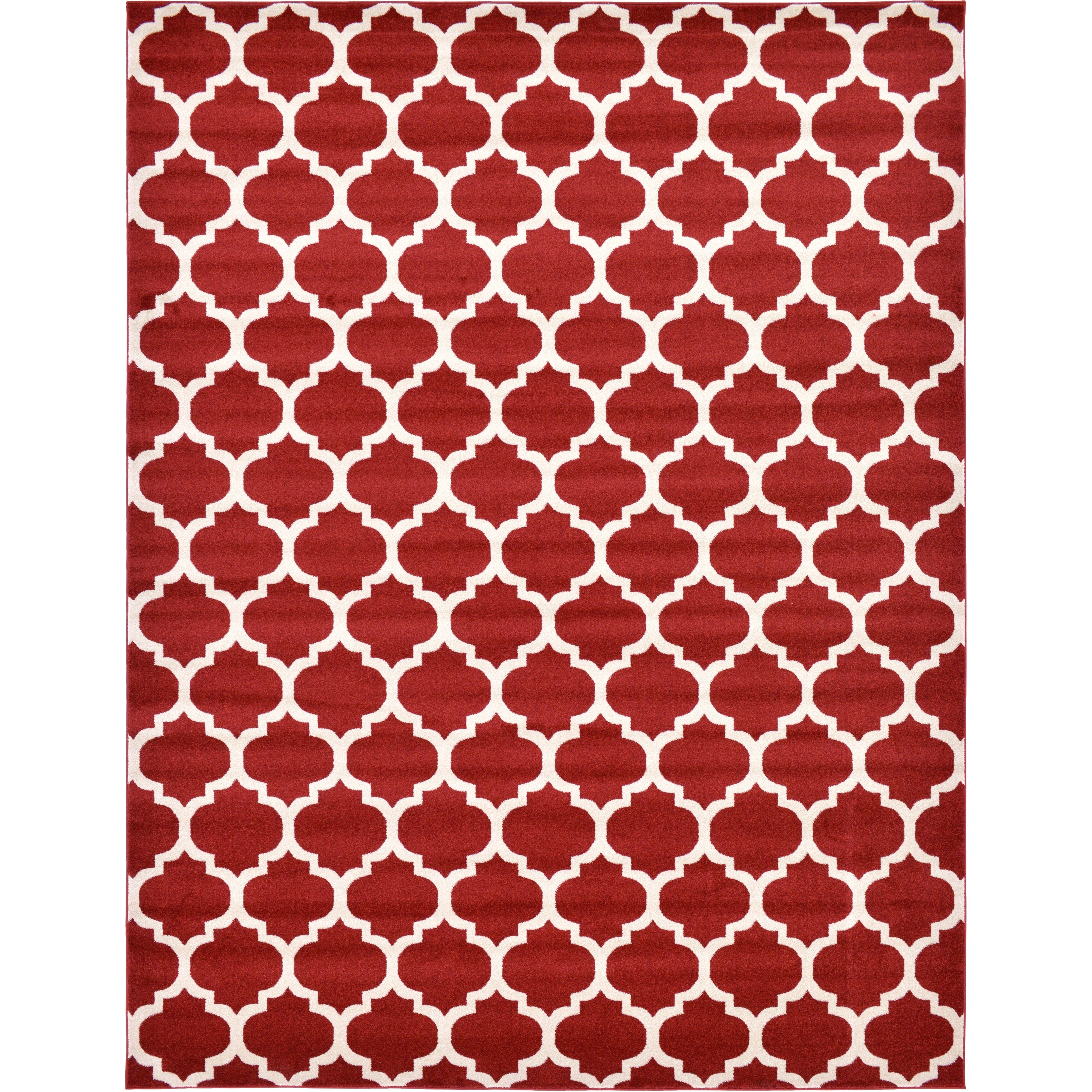 Red Modern Contemporary Area Rugs Online At Our Best Deals