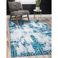 Unique Loom Rainier Sofia Area Rug - 5' 0 x 8' 0