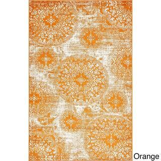 Orange 5x8 6x9 Rugs For Less Overstock Com