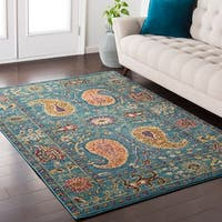 The Curated Nomad Bowdoin Area Rug