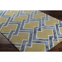 Hand-Tufted Samara Wool Area Rug (8' x 10')